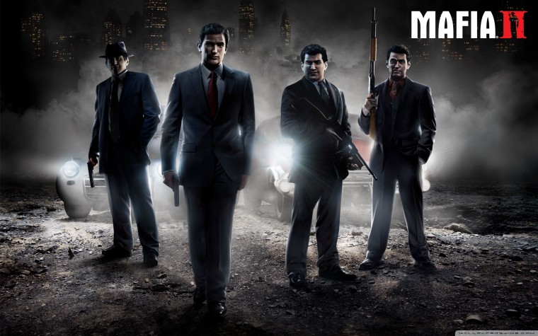 Mafia II HD Wallpapers