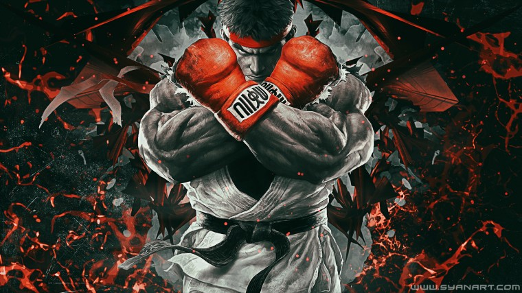 Street Fighter V HD Wallpapers