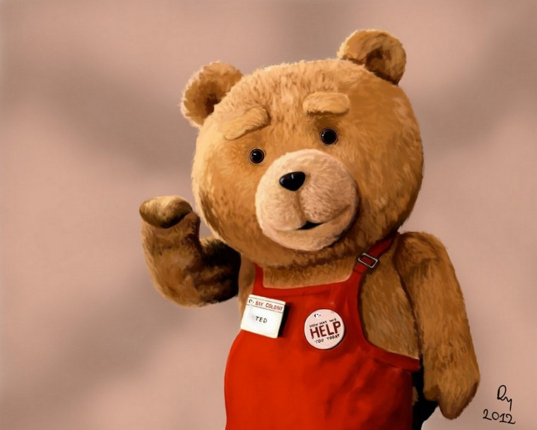 Ted Wallpapers