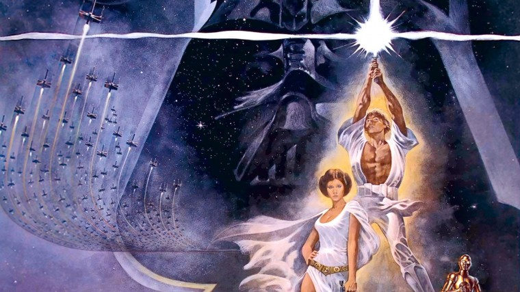 Star Wars Episode IV: A New Hope Wallpapers