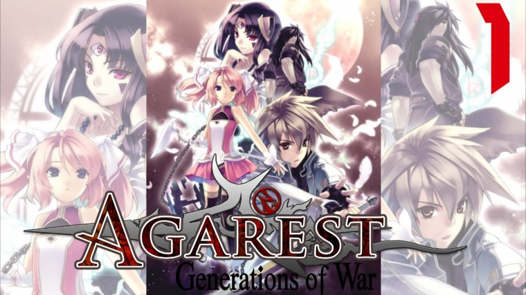 Agarest: Generations of War HD Wallpapers