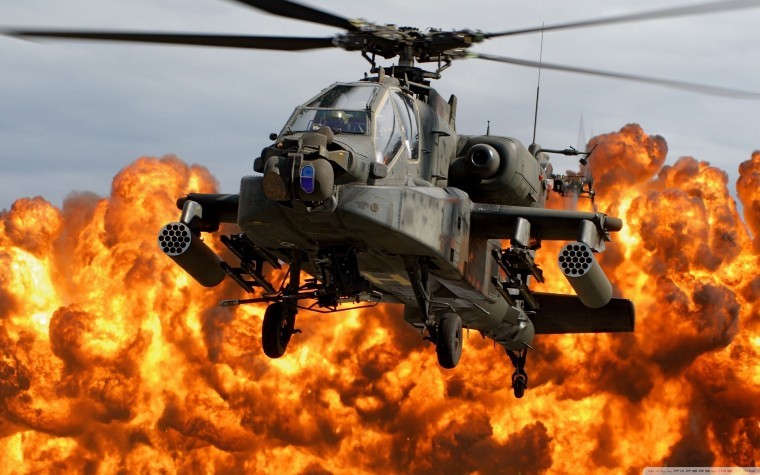 Military Helicopters Wallpapers