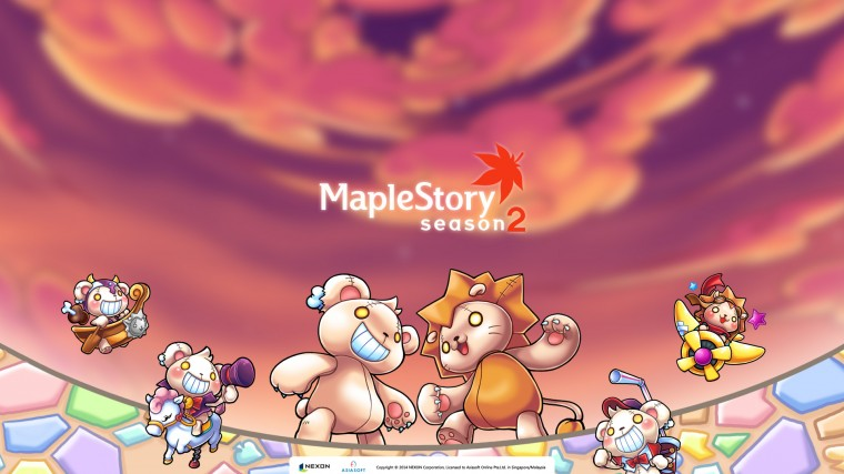MapleStory HD Wallpapers