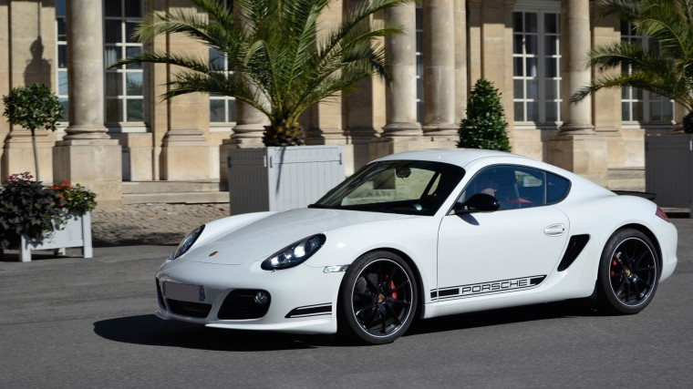 Porsche Cayman R Wallpapers