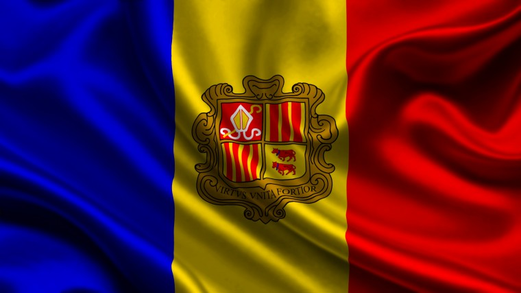 Flag Of Andorra Wallpapers