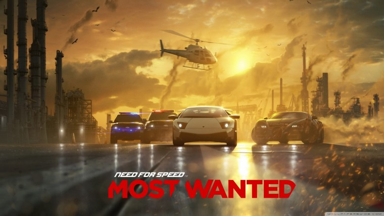 Need For Speed: Most Wanted (2012) HD Wallpapers