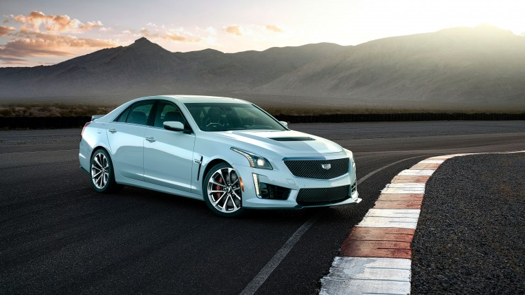 Cadillac CTS-V Wallpapers