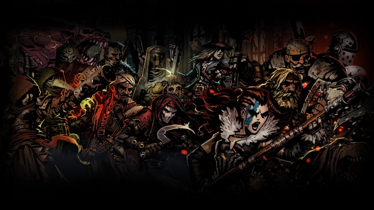 Darkest Dungeon HD Wallpapers