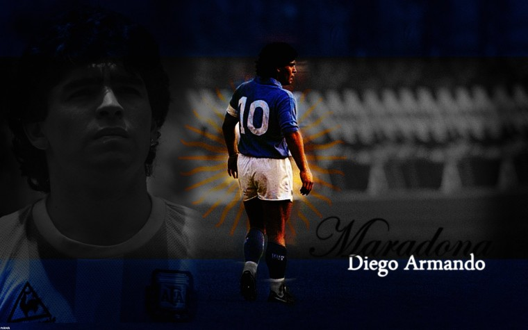 Diego Armando Maradona Wallpapers