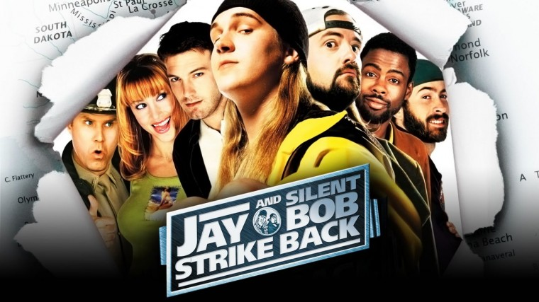 Jay And Silent Bob Strike Back Wallpapers
