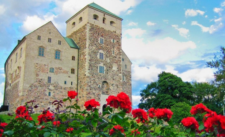 Turku Castle Wallpapers