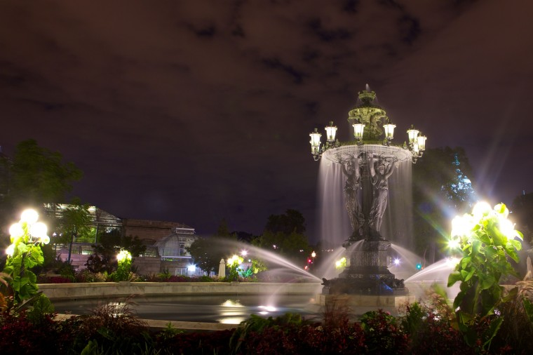 Bartholdi Fountain Wallpapers