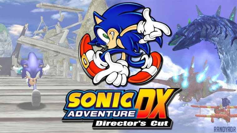 Sonic Adventure HD Wallpapers
