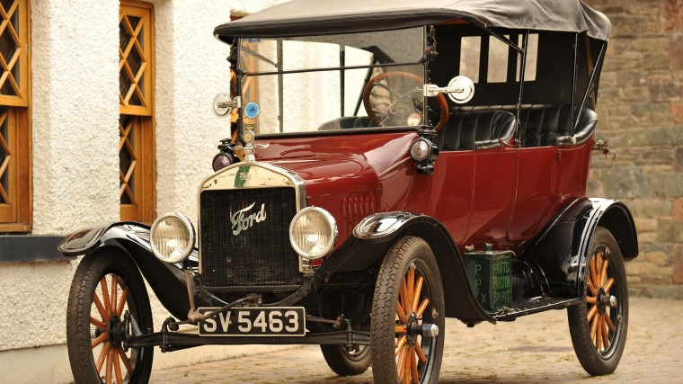 Ford Model T Wallpapers