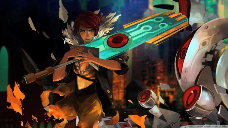 Transistor HD Wallpapers