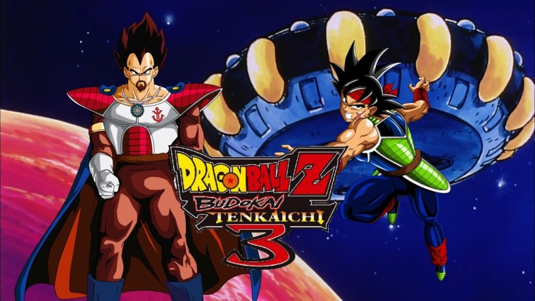 Dragon Ball Z: Budokai Tenkaichi 3 HD Wallpapers