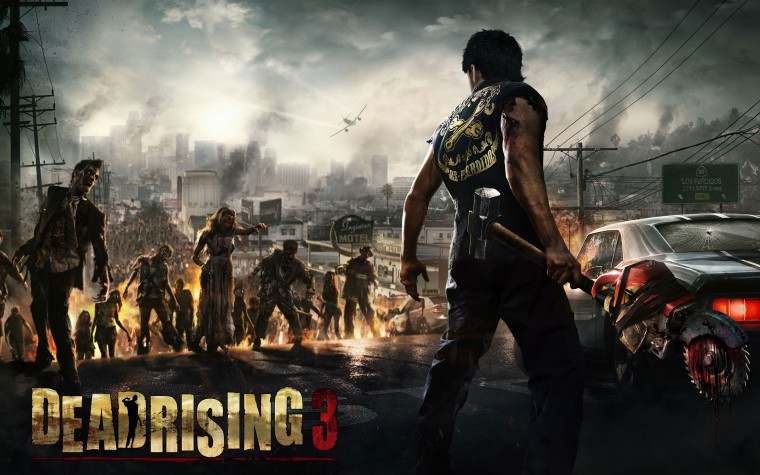 Dead Rising 3 HD Wallpapers