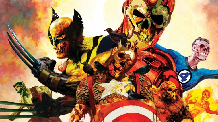 Marvel Zombies Wallpapers