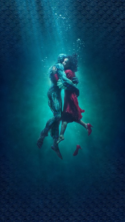 The Shape of Water Wallpapers