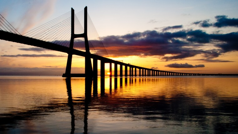 Vasco da Gama Bridge Wallpapers