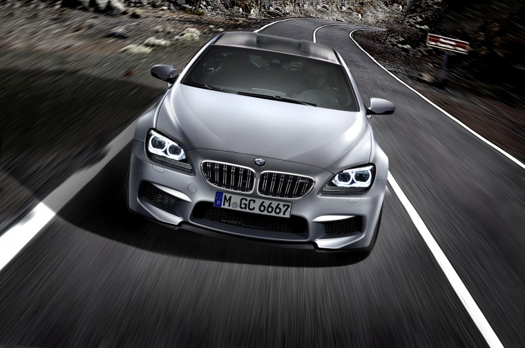 BMW M6 Coupe Wallpapers