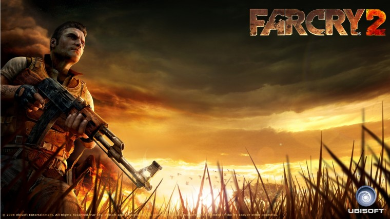 Far Cry 2 HD Wallpapers