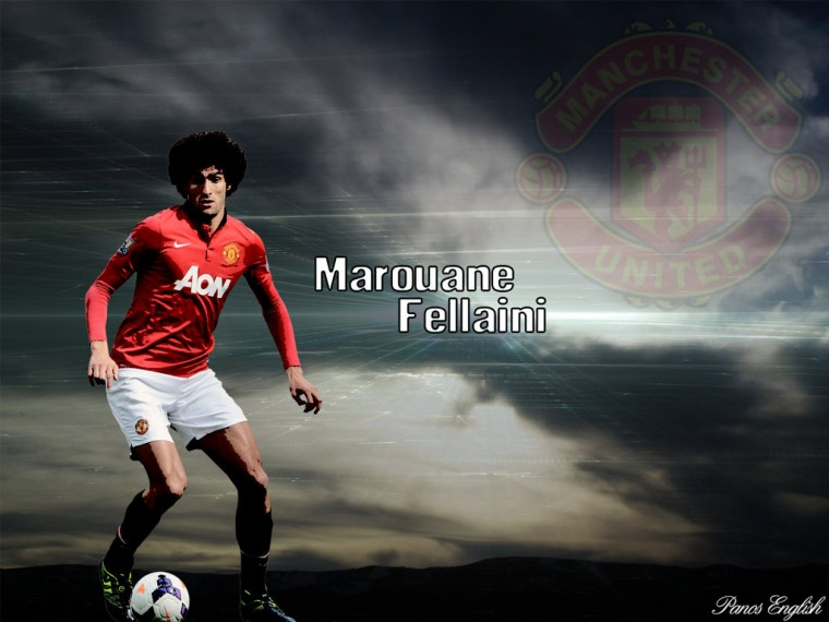 Marouane Fellaini Wallpapers