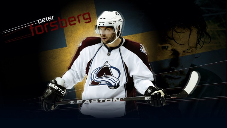 Peter Forsberg Wallpapers