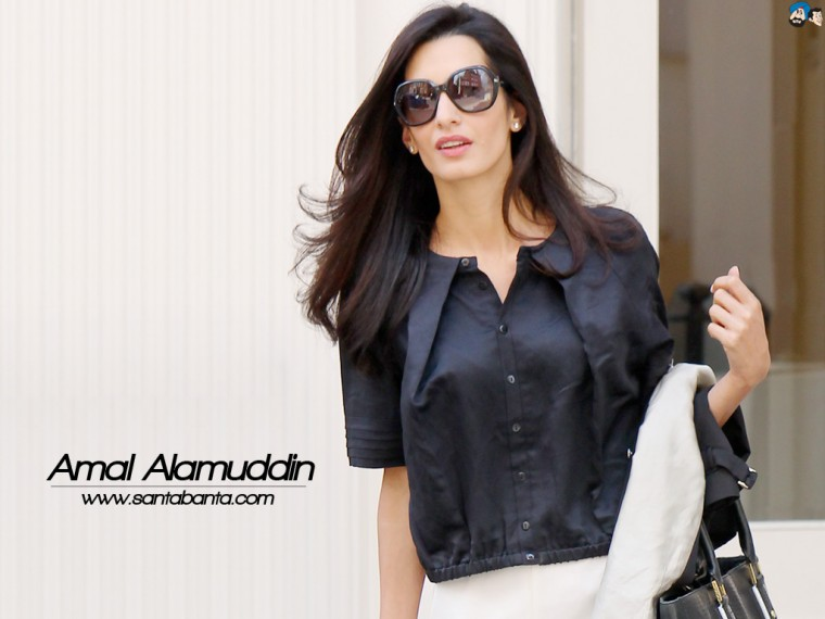 Amal Clooney Wallpapers