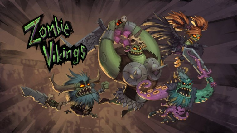 Zombie Vikings HD Wallpapers