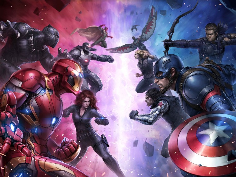 MARVEL Future Fight HD Wallpapers