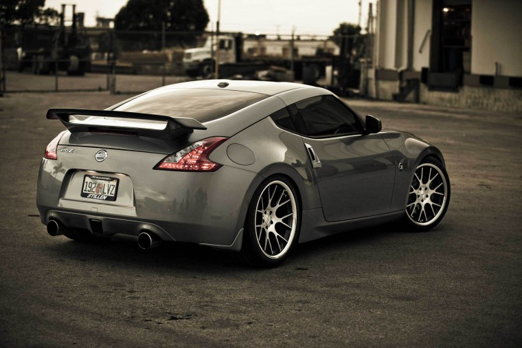 Nissan 370Z Wallpapers