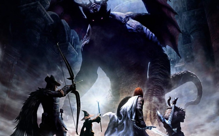 Dragon's Dogma: Dark Arisen HD Wallpapers