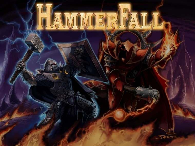 HammerFall Wallpapers