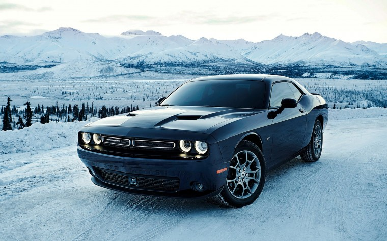 Dodge Challenger GT AWD Wallpapers