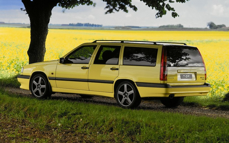 Volvo 850 Wallpapers
