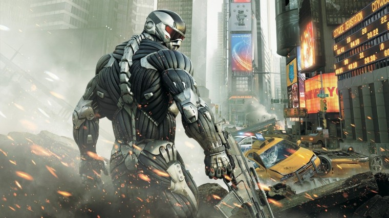 Crysis 2 HD Wallpapers