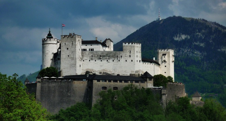 Hohensalzburg Castle Wallpapers