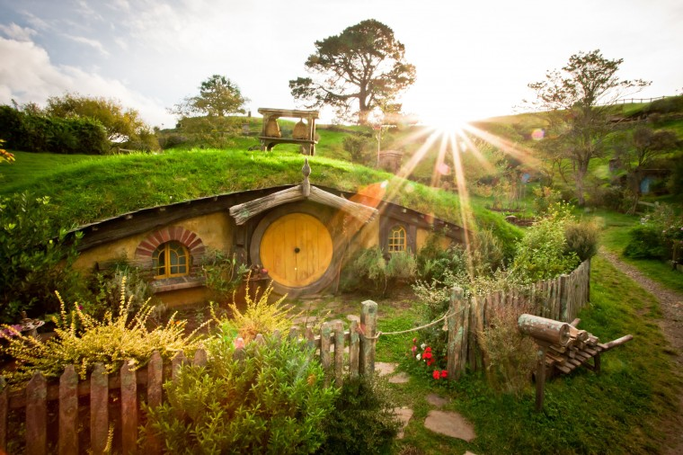 Hobbiton Wallpapers