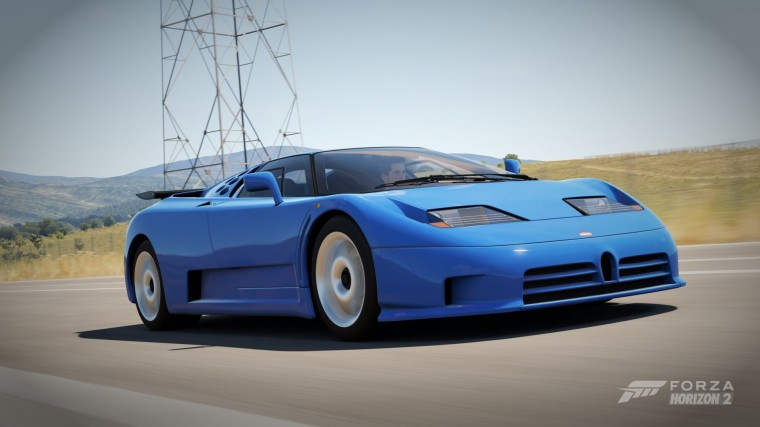Bugatti EB110 GT Wallpapers