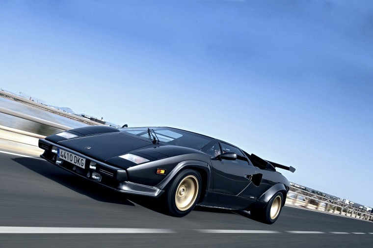 Lamborghini Countach Wallpapers