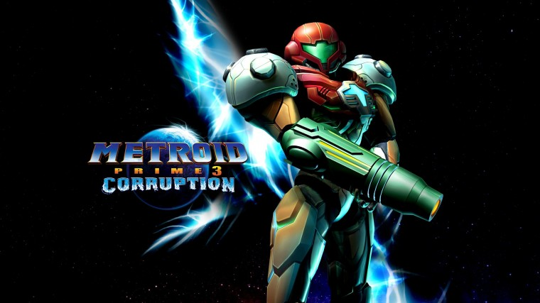 Metroid Prime 3: Corruption HD Wallpapers