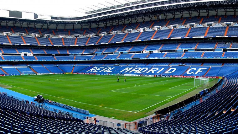 Santiago Bernabeu Stadium Wallpapers