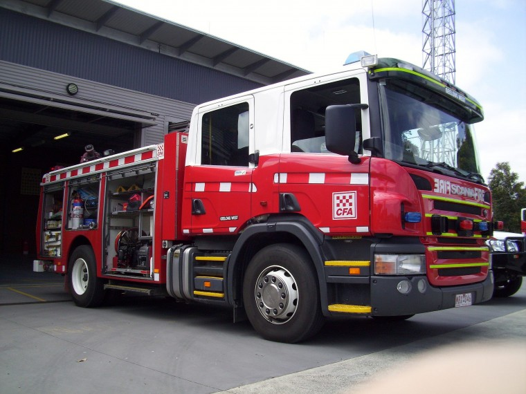 Scania Fire Truck Wallpapers