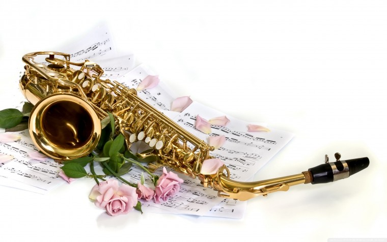 Saxophone Wallpapers