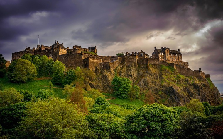 Edinburgh Castle Wallpapers