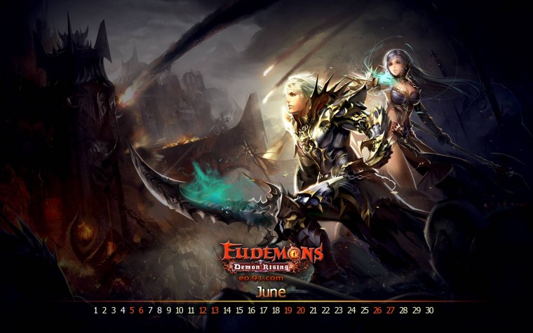 Eudemons Online HD Wallpapers