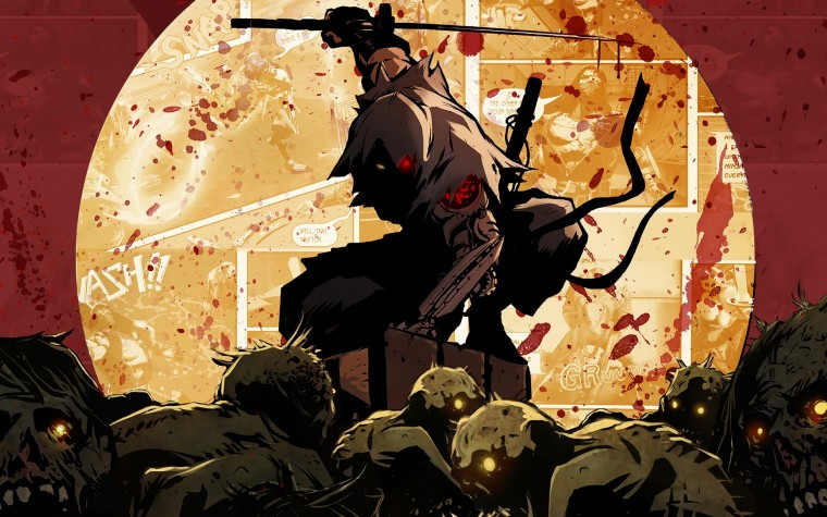 Yaiba: Ninja Gaiden HD Wallpapers