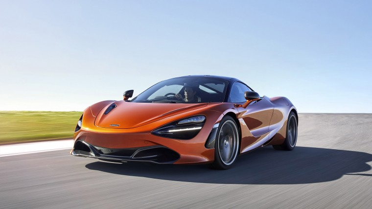 McLaren 720S Wallpapers