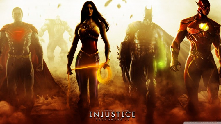 Injustice: Gods Among Us HD Wallpapers